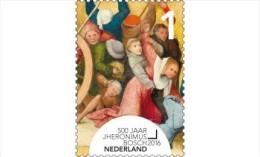 Nederland / The Netherlands - Postfris / MNH - Jheronimus Bosch (3) 2016 NEW!! - Periode 2013-... (Willem-Alexander)