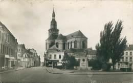 59 - CAMBRAI - Monument à Garin Et Eglise Saint-Géry - Cambrai