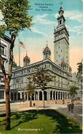 235233-New York City, Madison Square Garden, American Art Publishing By Irving Underhill No 16 - New York City