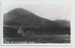 Westport - Murrisk Abbey and Croagh Patrick