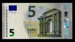 AUSTRIA 5 EURO N011 J6 AUTRICHE ÖSTERREICH - N011 J6 - (NA6012...) UNC - NEUF - NEW Bankfrisch - - EURO