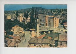 Bosnia And Herzegovina - Sarajevo Mosque Islam Used Old Postcard  (re1872) - Islam