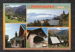 73 - MONTSAPEY - Multivues - France