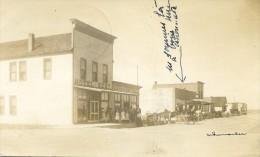 Wyoming  Desert - Nunn - Hotel Kent - Drugstore - Amusement Hall - Etats-Unis