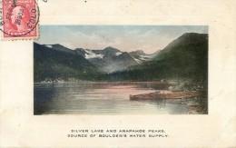 Colorado - Source Of  Boulder's  Watter Supply - Silver Lake And Arapahoe Peaks - Denver