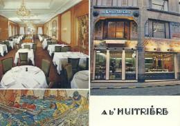 NORD PAS DE CALAIS - 59 - NORD - LILLE- CPM GF Couleur Multivues - A L'Huitrière - Restaurant - Lille