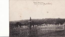 BOIS LE PRÊTRE - MONTAUVILLE ( Lorraine - 54 )  - Cimetière Du PETAND -  29 Août 1916 - Guerre 1914-18