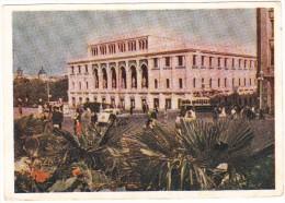 Baku: GAZ-VOLGA M20 POBEDA , AUTOBUS/COACH  - ( CCP ) - Mockba 1954 - PKW