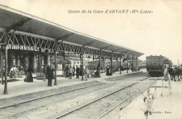 ARVANT QUAIS DE LA GARE - France