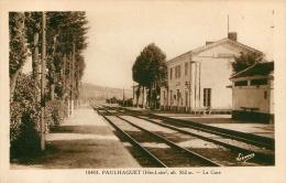 PAULHAGUET LA GARE - France