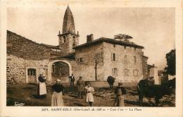 SAINT EBLE CURE D´AIR LA PLACE - France