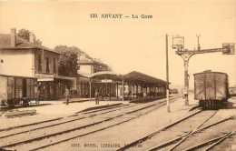 ARVANT LA GARE - France