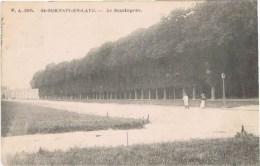 Cpa  SAINT GERMAIN EN LAYE  Le Boulingrin - St. Germain En Laye (Kasteel)