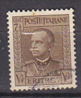 PGL BZ092 - COLONIE ITALIANE ERITREA SASSONE N°195 - Erythrée
