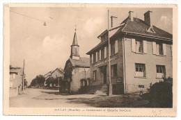 BOULAY Gendarmerie Et Chapelle Ste Croix - Boulay Moselle