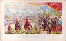 22 Septembre 1900 - Banquet Des Maires (collection Du Petit Parisien) - Exposition Universelle - Expositions