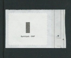 K25 R 90 Tekst Sprintpak Onder - Coil Stamps