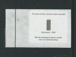 K 26 R 90a Tekst Sprintpak Onder En Boven - Coil Stamps