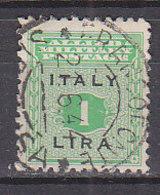 PGL - OCC. ANGLO AMERICANA SICILIA SASSONE N°6 - Occ. Anglo-américaine: Sicile