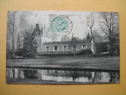 LEOGNAN. Le Château Larivet Haut Brion. - Autres Communes