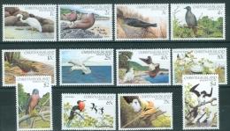 Christmas 1982 Birds MNH** - Lot. 4437 - Christmas Island