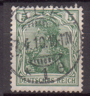 Deutsches Reich , 1905 , Mi.Nr. 85 O / Used - Used Stamps