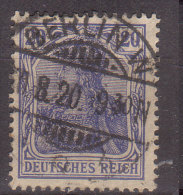 Deutsches Reich , 1905 , Mi.Nr. 87 O / Used - Used Stamps