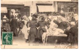- FRANCE (56) - CPA Ayant Voyagé HENNEBONT 1907 - Une Boutique Achalandée (superbe Animation) - Collection Denot N° 66 - - Hennebont