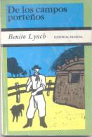 DE LOS CAMPOS PORTEÑOS - BENITO LYNCH - EDITORIAL TROQUEL - AÑO 1982 207 PAGINAS - Classiques