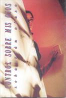 CONTROL SOBRE MIS OJOS - SEBASTIAN OLASO - POESIA POETRY - YAGUARON EDICIONES AÑO 2006 EDITADO EN SAN NICOLAS DE LOS ARR - Poésie