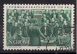 Norwegen  (1987)  Mi.Nr.  967  Gest. / Used  (ei114) - Norwegen