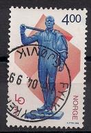 Norwegen  (1999)  Mi.Nr.  1312  Gest. / Used  (ei122) - Gebraucht