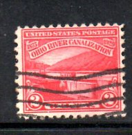Y1463 - STATI UNITI 1929 , Il N . 486 Usato . Ohio - Used Stamps