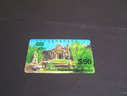 CAMBODIA Phonecards - Cambodia