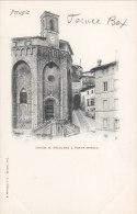 Italie - Perugia - Précurseur - Chiesa San Ercolano E Porta Marzia - Perugia