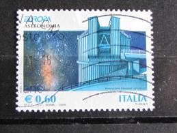 ITALIA USATI 2009 - EUROPA 2009 ASTRONOMIA - SASSONE 3085 - RIF. G 2041 - 6. 1946-.. Repubblica