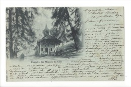 13648 - Chapelle Des Mayens De Sion - VS Valais