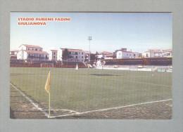 GIULIANOVA....CALCIO ...FOOTBALL....STADIO..STADE....STADIUM...CAMPO SPORTIVO - Calcio