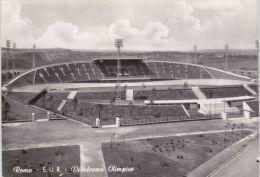 1961-Roma E.U.R. Velodromo Olimpico, Cartolina Viaggiata - Non Classificati