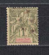 1892   YVERT  Nº  39 - Guadeloupe (1884-1947)