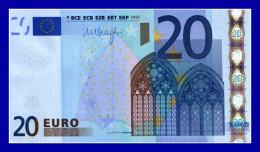 "20 EURO ""P"" NEDERLAND FIRMA DRAGHI  R023 EF - EURO"