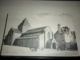 29 - Quimper : Eglise Notre-Dame De Locmaria : Animée - Quimper
