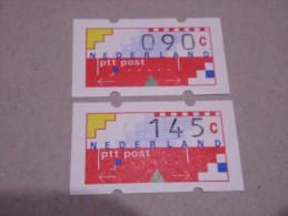 PAYS BAS - 1989  - Distributeurs N°1a - Neuf** - Autres