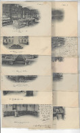 VALENCE 12 CPA SANS DOUTE SERIE COMPLETE ECOLE PETIT SEMINAIRE NOTRE DAME EDITEUR DE JONGH NEUILLY   /FREE SHIPPING R - Valence