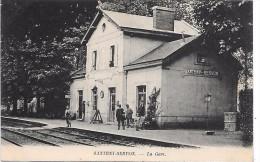 SANTENY SERVON - La Gare - France