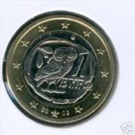 Griekenland    2015    1 Euro     UNC Uit De BU  UNC Du Coffret  !! - Grecia