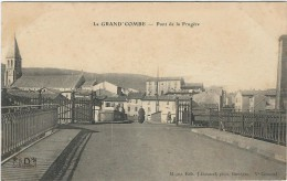 Gard : La Grand Combe, Pont De La Frugère - La Grand-Combe