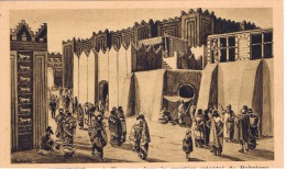 "Iraq:la Vie Assyrienne.""une Rue Dans La Quartier De Babylone"" - Iraq"