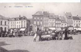 ATH - Grand'Place - Le Marché - Splendide Carte - Ath