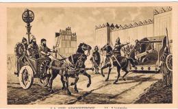 """Iraq:la Vie Assyrienne.""""l'armée"""" - Iraq"""
